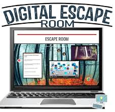 Digital I Spy Escape Room